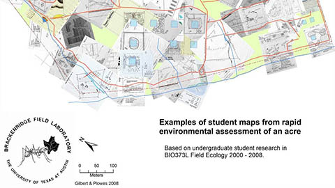 Student Acres Map
